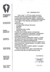 list referencyjny 4