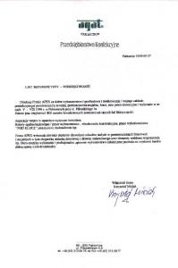 list referencyjny 10