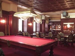 Łódzki Klub Biznesu - sala restauracyjna