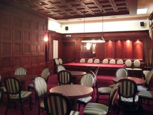 Łódzki Klub Biznesu (kasetony -mahoń)