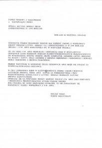 list referencyjny 13